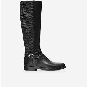 """Cole Haan Riding boots  """"Leela"""" size 8"""